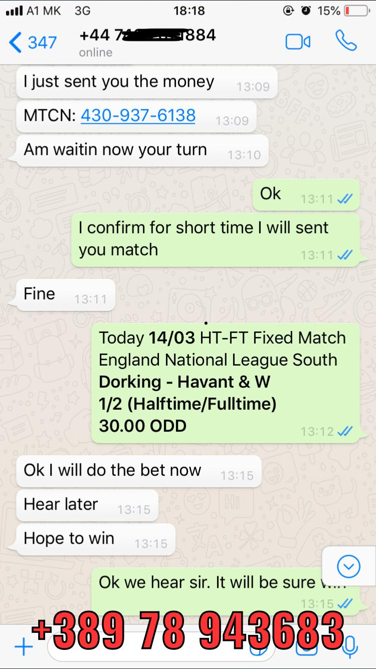 ht ft fixed match 14 03